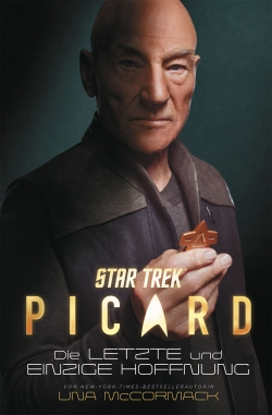 Star Trek - Picard (Hardcover)