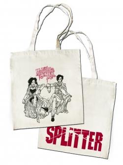 Splitter - Tragetasche STOFF (10er Pack) (Neuauflage)