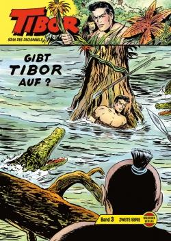 Tibor II. Serie Großband 3