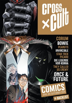 Cross Cult - Comic Katalog 2020