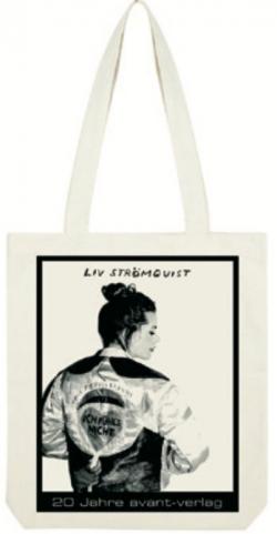 avant Stofftasche Ursprung der Welt: Liv Strömquist (10er Pack)