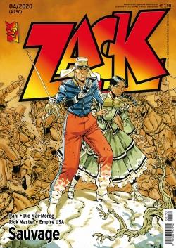 Zack Magazin 250