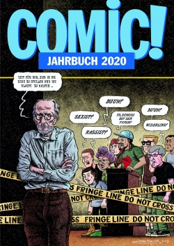 COMIC! - Jahrbuch 2020 Variantcover
