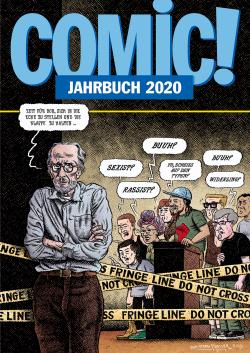 COMIC! - Jahrbuch 2020 Variantcover