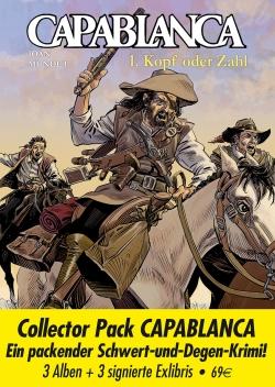 Capablanca Pack 1