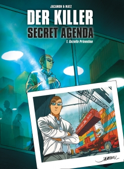 Der Killer - Secret Agenda 1 VZA