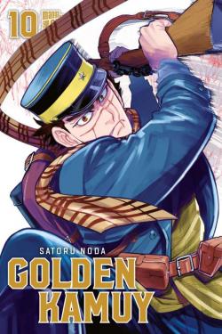 Golden Kamuy 10