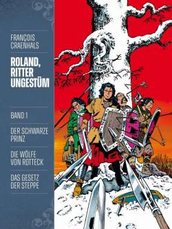 Roland Ritter Ungestüm 1 - Neue Edition
