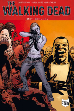 The Walking Dead Softcover 21