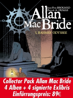 Allan Mac Bride Pack