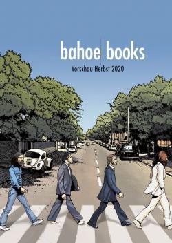 Bahoe Books - Programm Herbst 2020