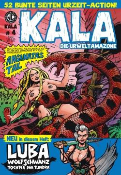 Kala - Die Urweltamazone 4