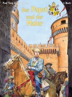 Der Papst und der Maler Buch 1