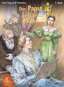 Der Papst und der Maler Buch 2