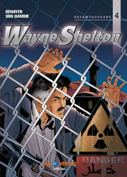 Wayne Shelton Gesamtausgabe 4 VZA