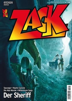 Zack Magazin 253