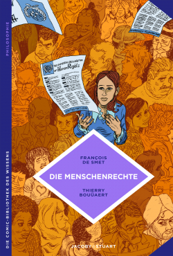 Die Comic-Bibliothek des Wissens: Die Menschenrechte