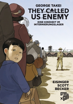 Cross Cult - Poster: They called us Enemy