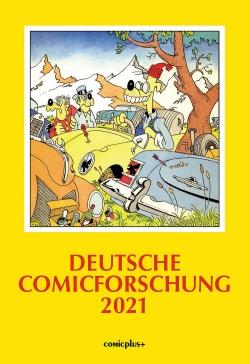 Deutsche Comicforschung 2021