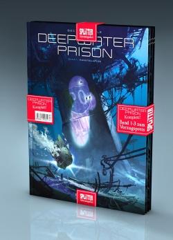 Adventspaket - Deepwater Prison: Band 1-3 zum Sonderpreis