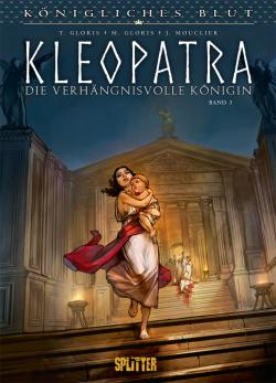 Königliches Blut 11 - Kleopatra 3