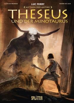 Mythen der Antike: Theuseus und der Minotaurus