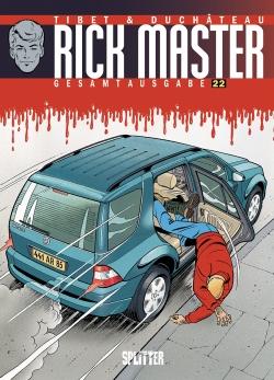 Rick Master Gesamtausgabe 22