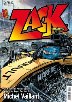 Zack Magazin 254