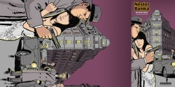 Schreiber & Leser: Nestor Burma Flyer
