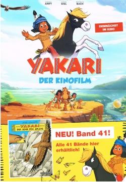 Salleck - Poster: Yakari