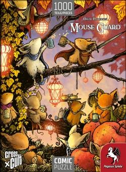 Puzzle - Mouse Guard