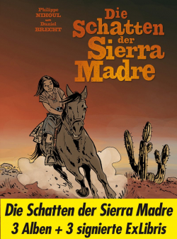 Die Schatten der Sierra Madre Pack