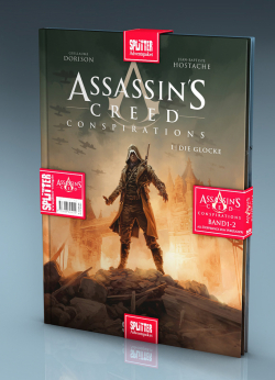 Adventspaket - Assassin´s Creed Conspirations: Band 1+2 zum Sonderpreis
