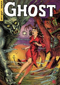 Ghost Comics 1