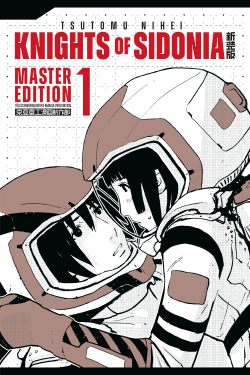 Knights of Sidonia - Master Edition 1
