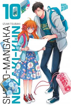 Shojo-Mangaka Nozaki-Kun 10
