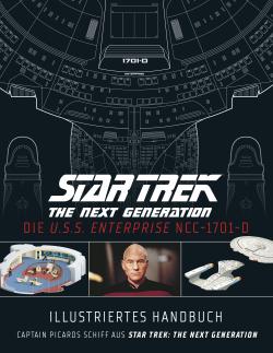 Illustriertes Handbuch: Die U.S.S. Enterprise NCC-1701-D