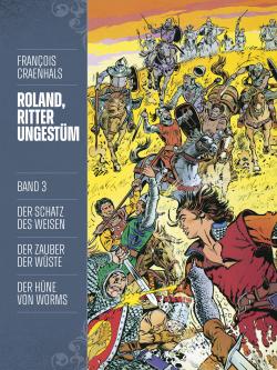 Roland Ritter Ungestüm 3 - Neue Edition