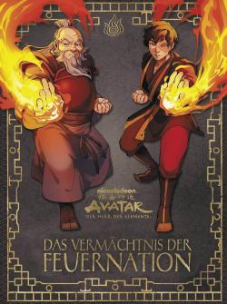 Avatar - Der Herr der Elemente: Das Vermächtnis der Feuernation