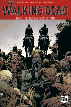 The Walking Dead Softcover 23