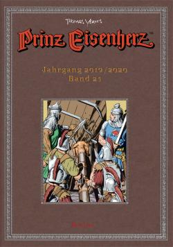 Prinz Eisenherz - Die Yeates-Jahre 25