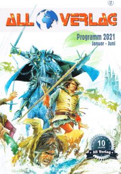 All Verlag - Programm 2021 - 1. Halbjahr