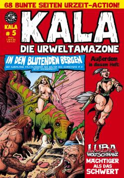 Kala - Die Urweltamazone 5