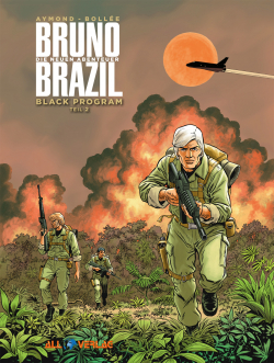 Bruno Brazil - Neue Abenteuer 02