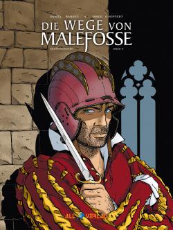 Die Wege von Malefosse Gesamtausgabe 5