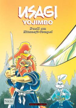 Usagi Yojimbo 17