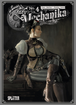 Lady Mechanika Collector's Edition 4