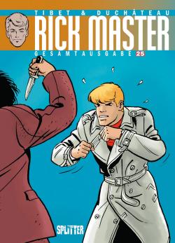 Rick Master Gesamtausgabe 25