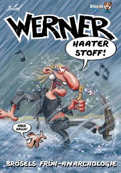 Werner Extrawurst 2 - Haater Stoff