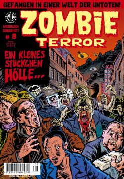 Zombie Terror Sonderheft 8